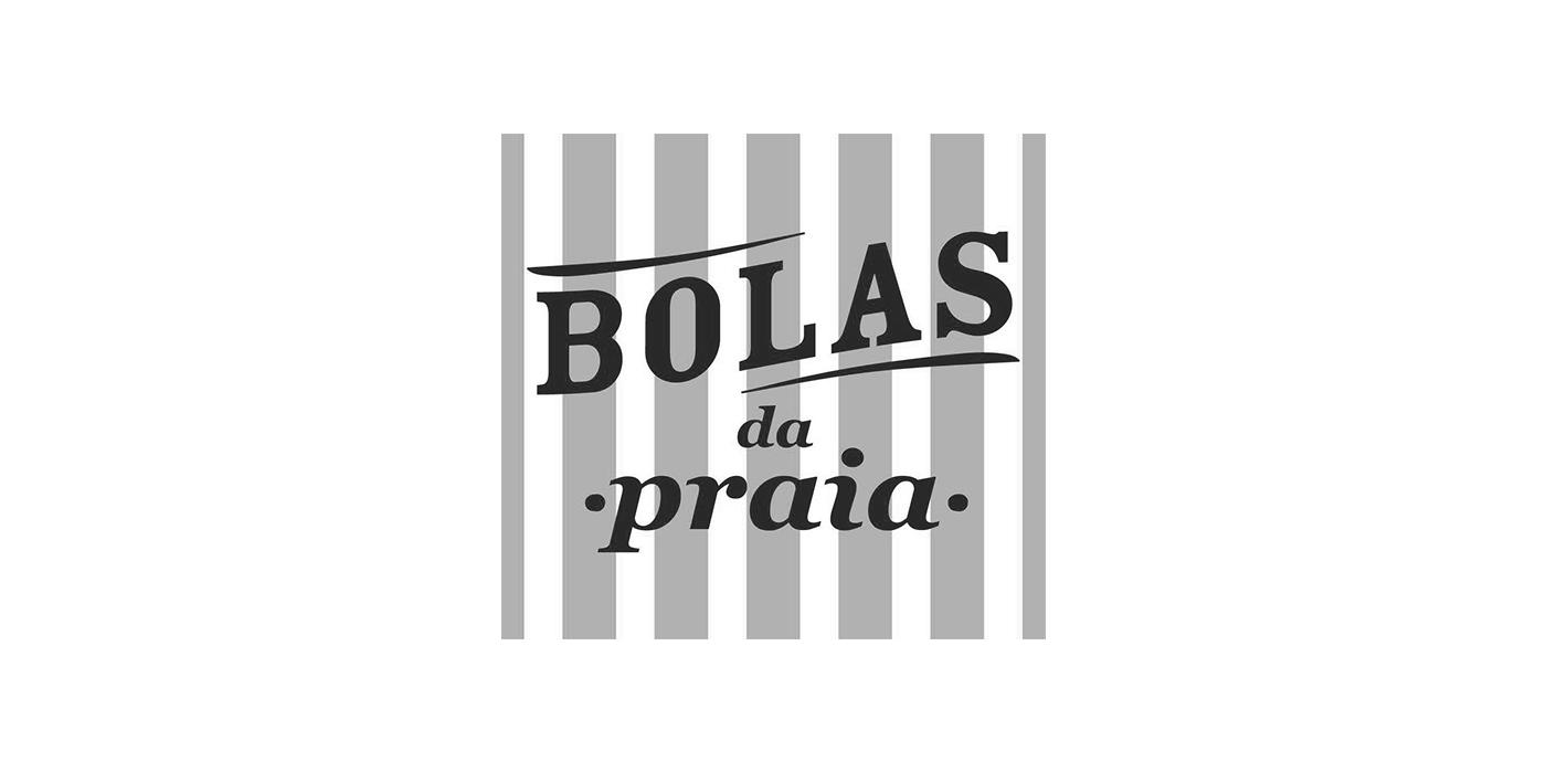 Logo Bolas da Praia