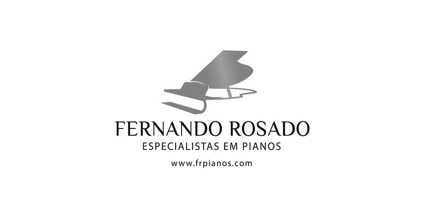 Fernando Rosado Pianos Logo