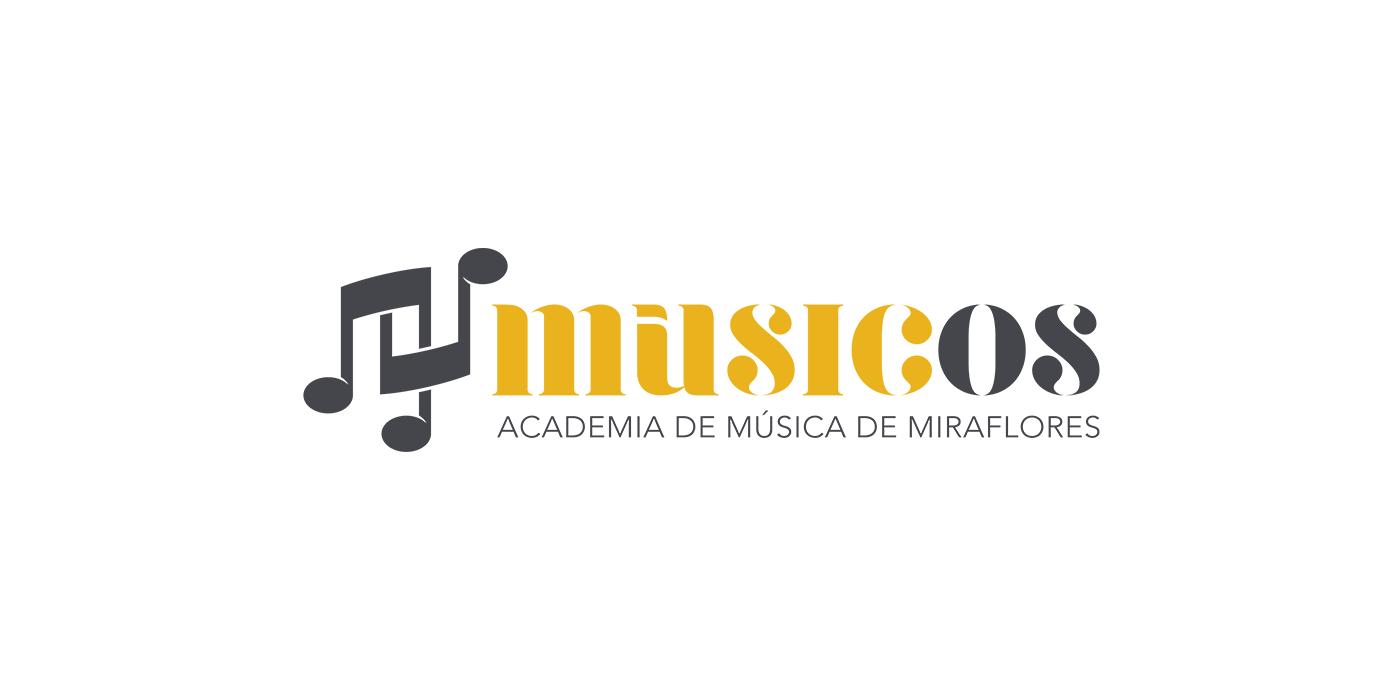 Logo Os Musicos
